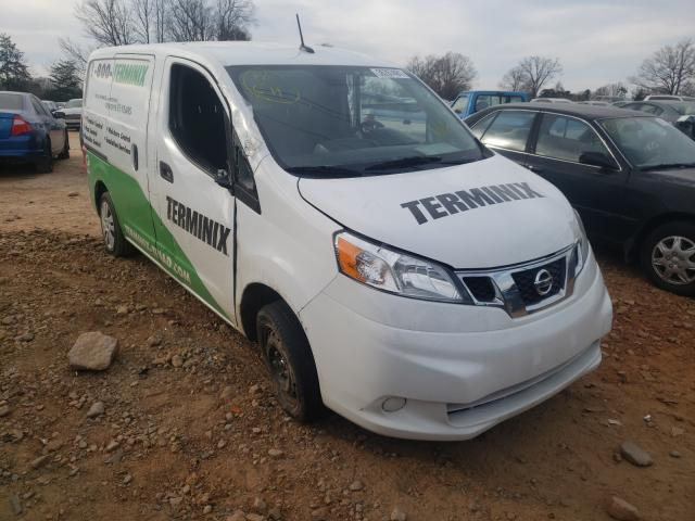 Nissan salvage cars for sale: 2020 Nissan NV200