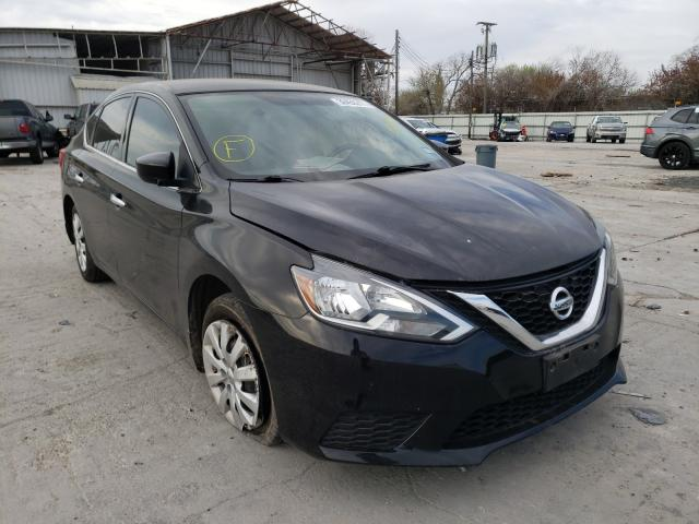 Salvage cars for sale from Copart Corpus Christi, TX: 2016 Nissan Sentra S