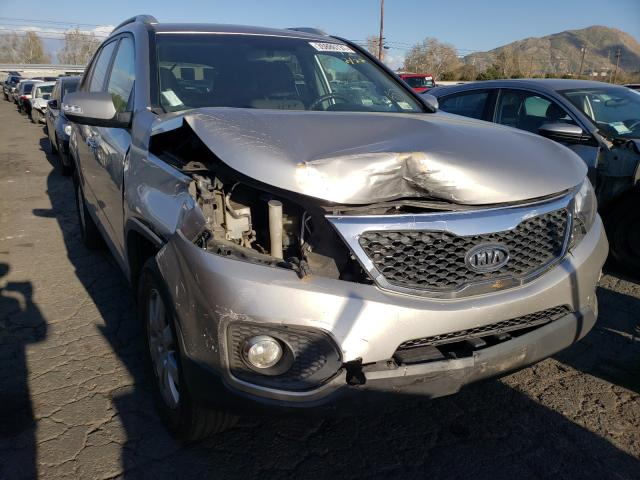 Salvage cars for sale from Copart Colton, CA: 2013 KIA Sorento LX