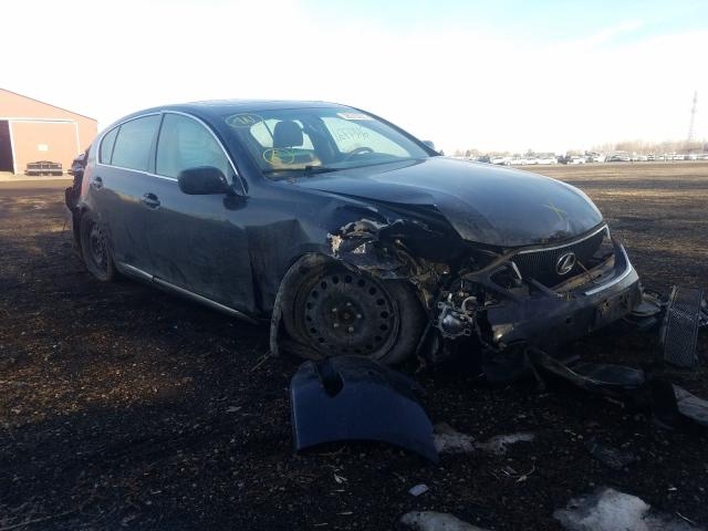 Salvage cars for sale from Copart London, ON: 2006 Lexus GS 300
