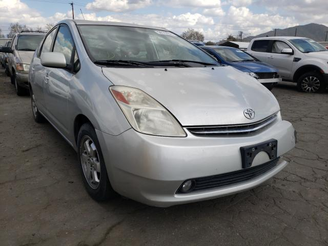 Salvage cars for sale from Copart Colton, CA: 2005 Toyota Prius
