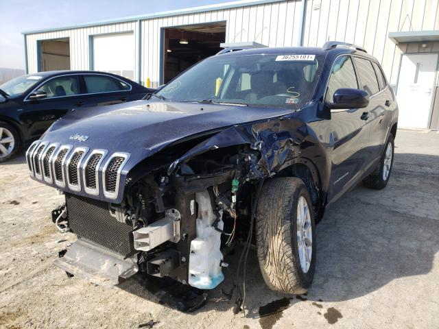 2016 JEEP CHEROKEE L - Left Front View