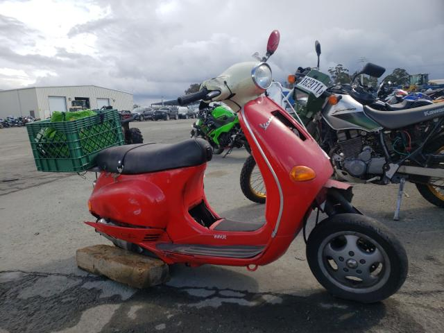 Vespa salvage cars for sale: 2003 Vespa C161C