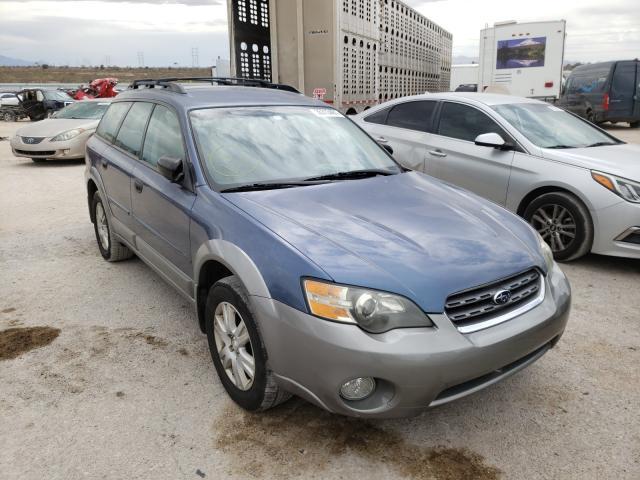 Subaru salvage cars for sale: 2005 Subaru Legacy Outback