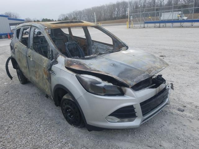 Salvage cars for sale at Rogersville, MO auction: 2013 Ford Escape SEL