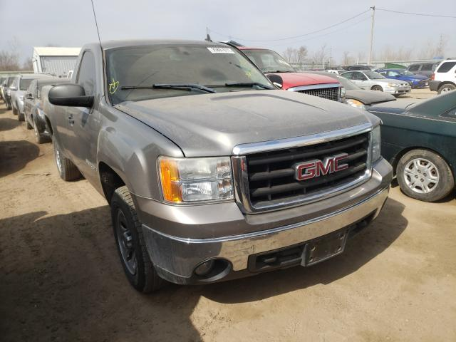 GMC New Sierra salvage cars for sale: 2007 GMC New Sierra