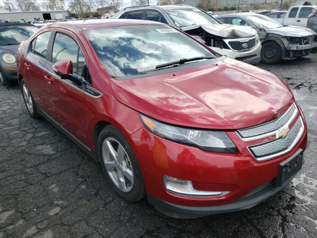 Salvage cars for sale from Copart Colton, CA: 2013 Chevrolet Volt