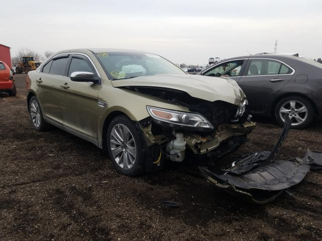 Salvage cars for sale from Copart Ontario Auction, ON: 2012 Ford Taurus LIM