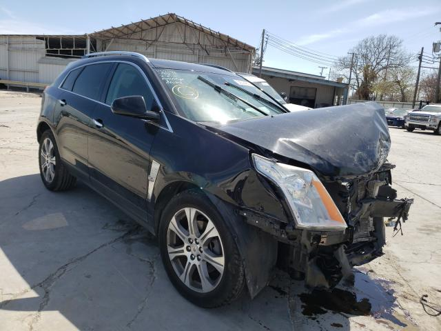 Salvage cars for sale from Copart Corpus Christi, TX: 2012 Cadillac SRX Perfor