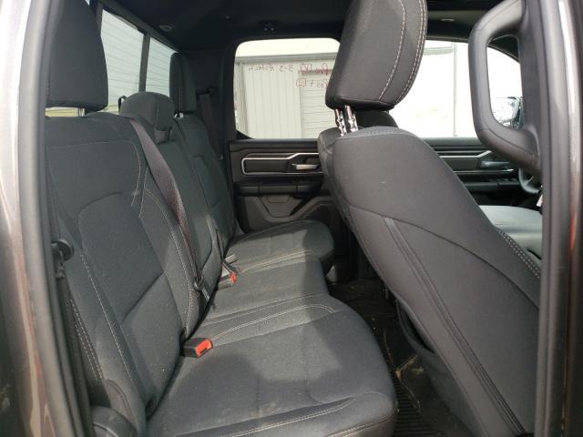 2021 RAM 1500 BIG H - Interior View