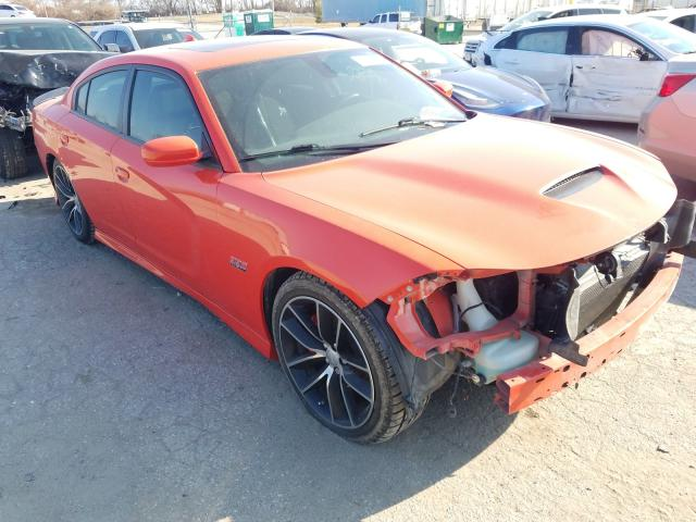 Salvage cars for sale from Copart Bridgeton, MO: 2016 Dodge Charger R