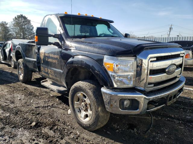 Salvage cars for sale from Copart Albany, NY: 2015 Ford F350 Super