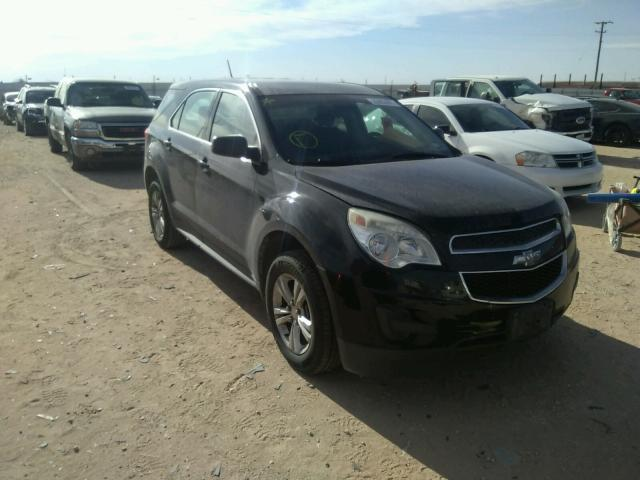 Salvage cars for sale from Copart Andrews, TX: 2014 Chevrolet Equinox LS