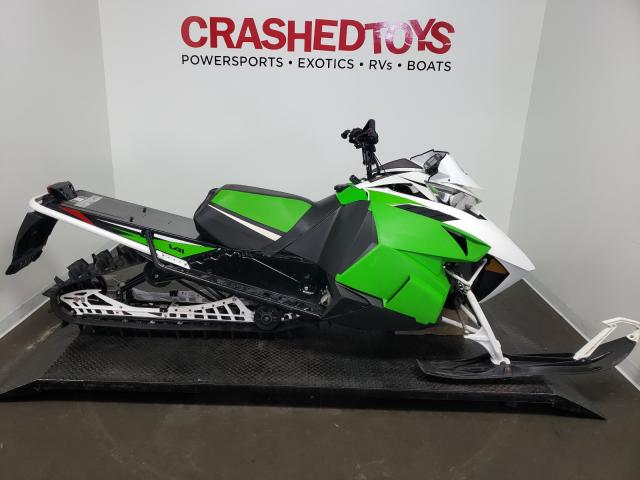 Salvage cars for sale from Copart Ham Lake, MN: 2016 Arctic Cat Snowmobile
