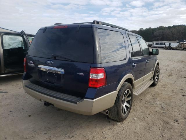 2007 FORD EXPEDITION - Right Rear View