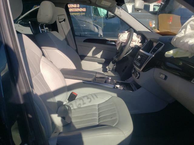 2015 MERCEDES-BENZ GL 450 4MA - Left Rear View