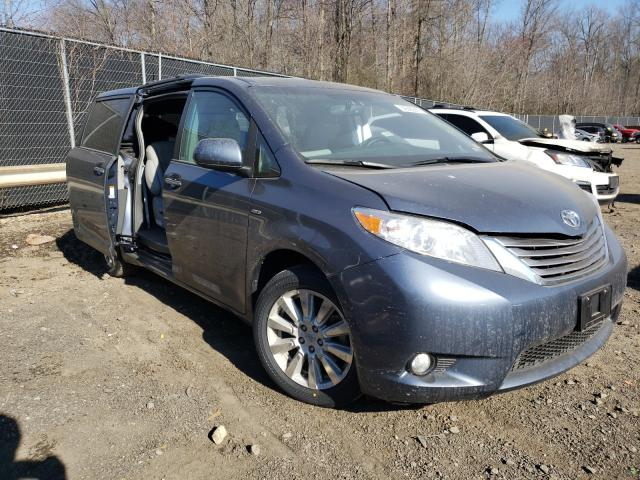 2017 TOYOTA SIENNA XLE - Other View