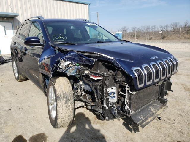2016 JEEP CHEROKEE L - Other View