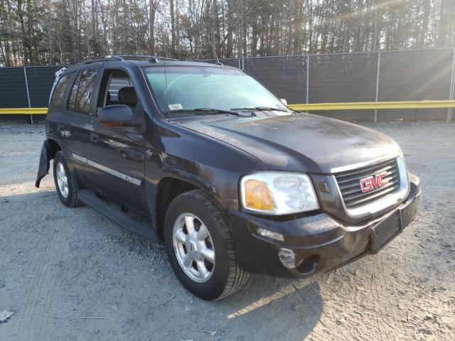 Salvage cars for sale from Copart Waldorf, MD: 2005 GMC Envoy