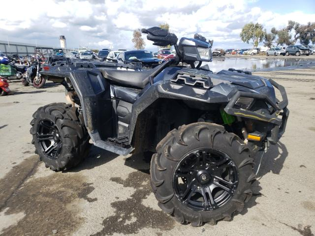 Salvage cars for sale from Copart Martinez, CA: 2019 Polaris Sportsman