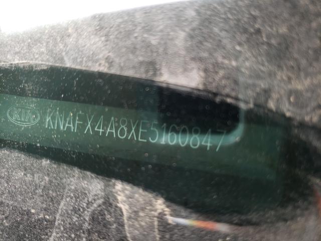 2014 KIA FORTE EX KNAFX4A8XE5160847