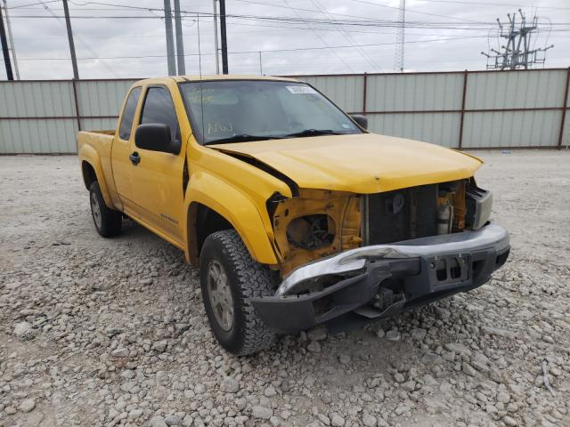 GMC salvage cars for sale: 2004 GMC Canyon