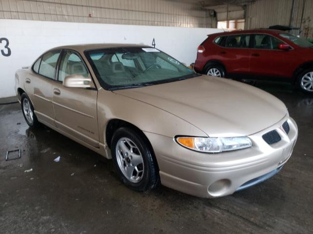 Salvage cars for sale from Copart Candia, NH: 2003 Pontiac Grand Prix