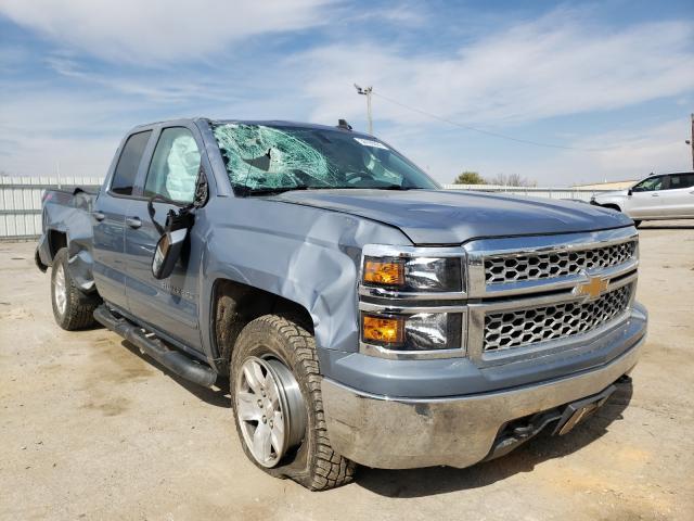 Salvage trucks for sale at Lexington, KY auction: 2015 Chevrolet Silverado