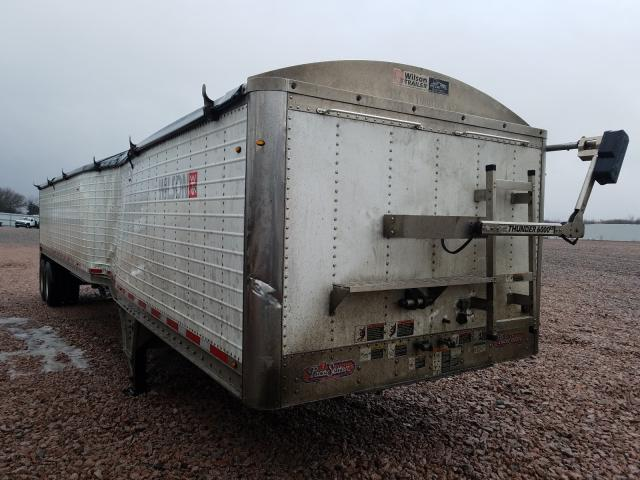 Wilson salvage cars for sale: 2015 Wilson Grain Trailer
