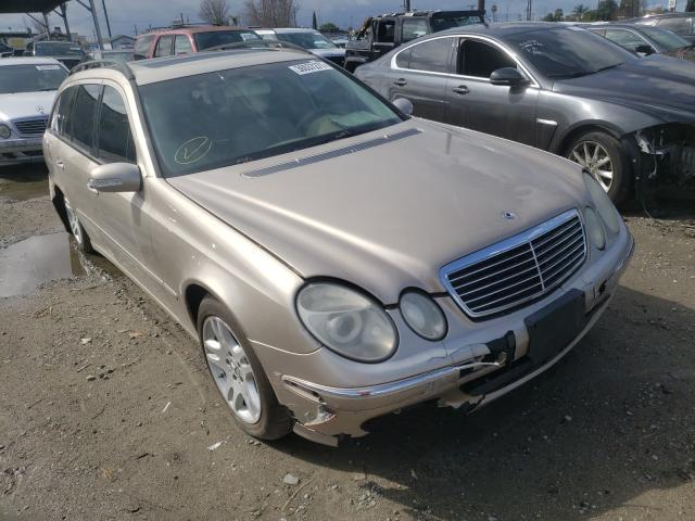 Mercedes-Benz salvage cars for sale: 2004 Mercedes-Benz E 320