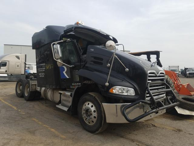 Mack 600 CXU600 salvage cars for sale: 2017 Mack 600 CXU600