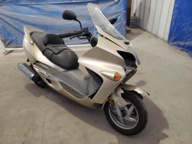 Salvage cars for sale from Copart Apopka, FL: 2002 Honda NSS250