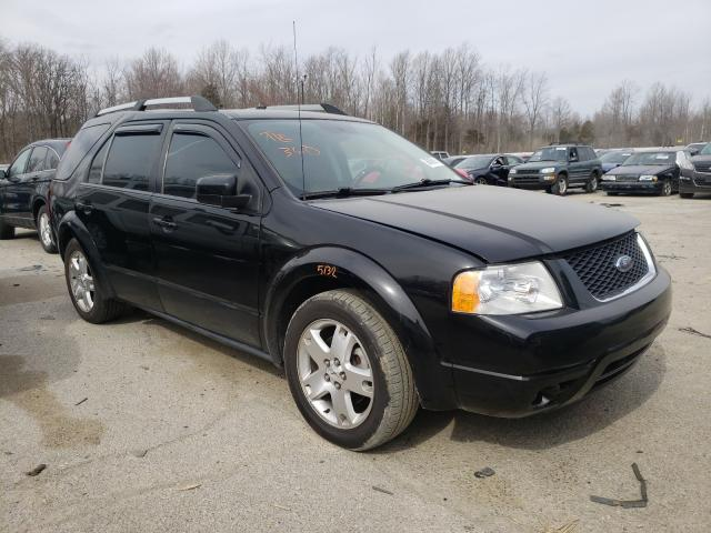 Salvage cars for sale from Copart Lawrenceburg, KY: 2007 Ford Freestyle