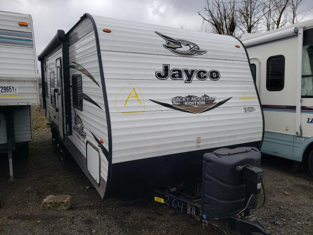 Jayco JAY Flight salvage cars for sale: 2018 Jayco JAY Flight