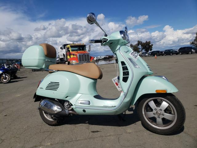 Vespa salvage cars for sale: 2020 Vespa GTS300