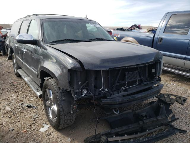 Chevrolet Suburban K salvage cars for sale: 2014 Chevrolet Suburban K