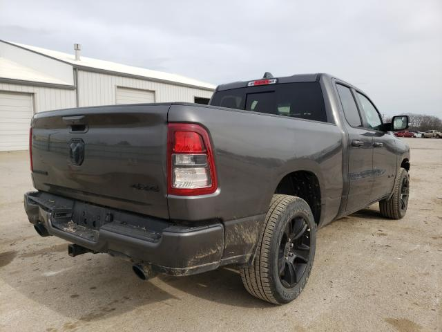 2021 RAM 1500 BIG H - Right Rear View