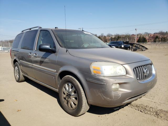Salvage cars for sale from Copart Baltimore, MD: 2006 Buick Terraza CX