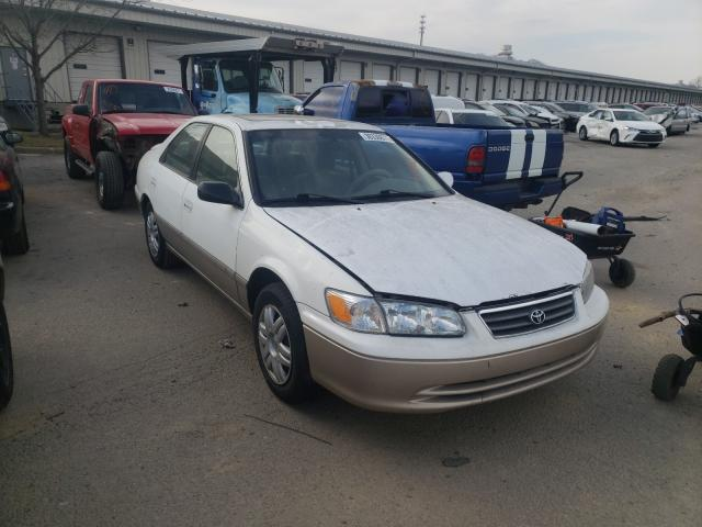 Salvage cars for sale from Copart Louisville, KY: 2000 Toyota Camry CE