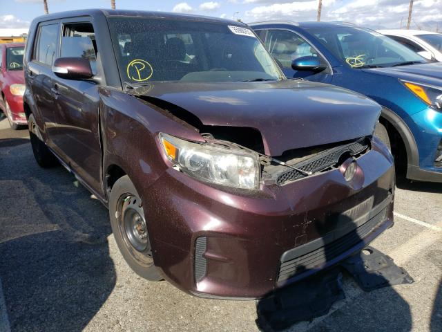 Salvage cars for sale from Copart Van Nuys, CA: 2012 Scion XB