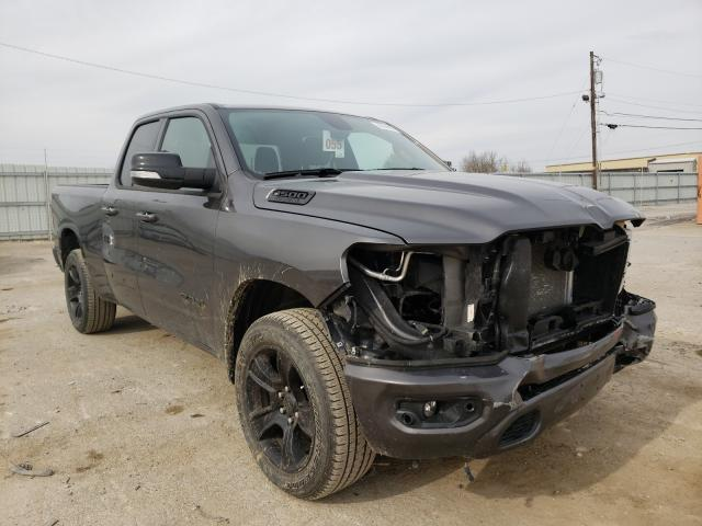 Salvage cars for sale from Copart Lexington, KY: 2021 Dodge RAM 1500 BIG H