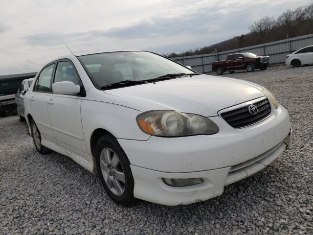 Salvage cars for sale from Copart Prairie Grove, AR: 2008 Toyota Corolla CE