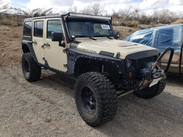 Salvage cars for sale from Copart Reno, NV: 2011 Jeep Wrangler U