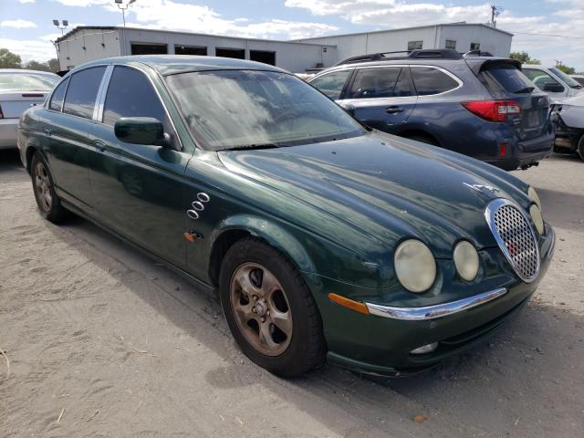 Jaguar S-Type salvage cars for sale: 2001 Jaguar S-Type