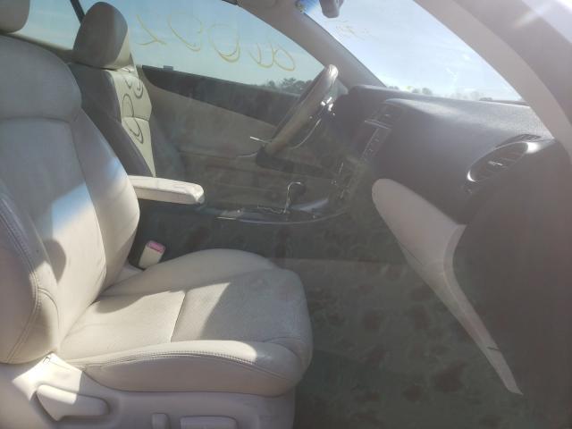 2010 LEXUS IS 350 - Left Rear View