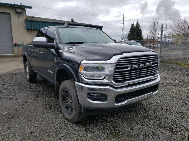 Salvage cars for sale from Copart Eugene, OR: 2020 Dodge 2500 Laram