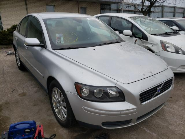 Salvage cars for sale from Copart Cudahy, WI: 2005 Volvo S40 2.4I