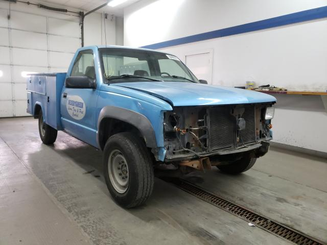 Salvage cars for sale from Copart Pasco, WA: 1995 Chevrolet GMT-400 K2
