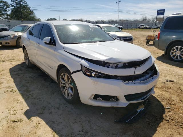 Salvage cars for sale from Copart Newton, AL: 2016 Chevrolet Impala LT