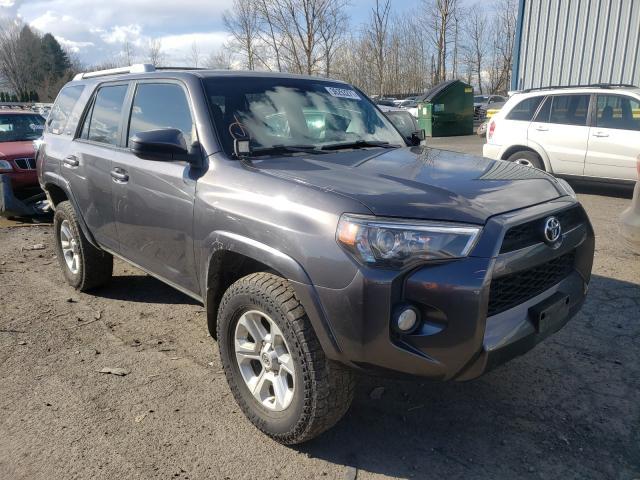 2017 Toyota 4runner SR en venta en Portland, OR